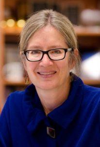 Headshot of instructor Martha Rush