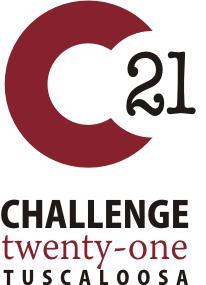 Challenge 21 Tuscaloosa
