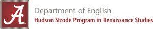 Hudson Strode program in renaissance studies