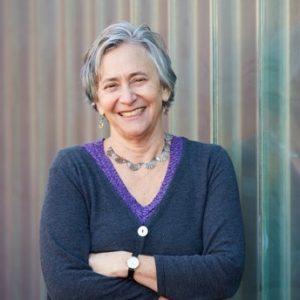 Headshot of plenary speaker Nina Silber